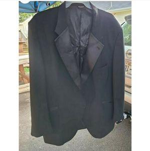 Men's Black Suit Blazer